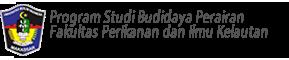 Prodi Budidaya Perairan – UMI