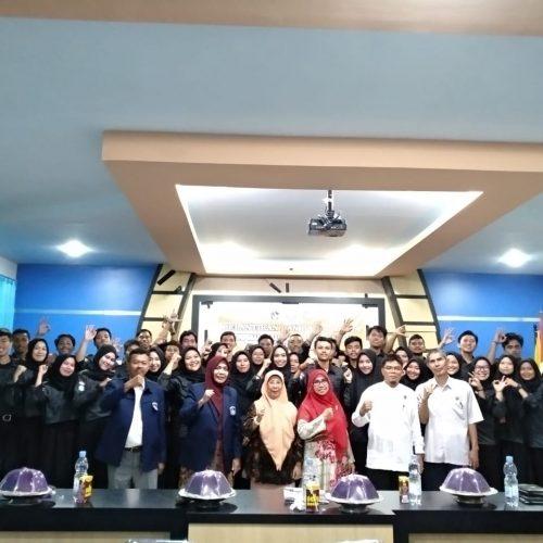 Pelantikan Himpunan Mahasiswa Budidaya Perairan Periode 2019-2020