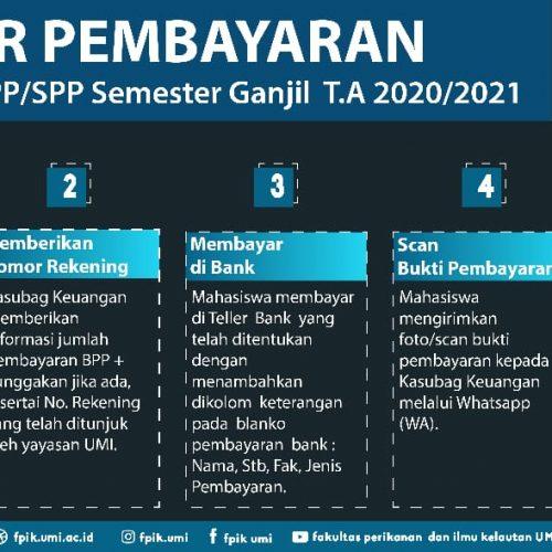 Batas Pembayaran BPP Diperpanjang hingga tanggal 8 Agustus